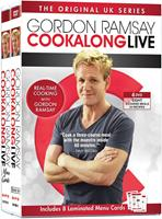 Gordon Ramsay Cookalong Live