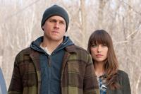DEADFALL, from left: Charlie Hunnam, Olivia Wilde, 2012. ph: Jonathan Wenk/©Magnolia Pictures