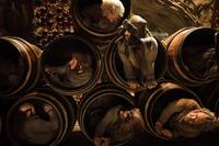 THE HOBBIT: AN UNEXPECTED JOURNEY, l-r: Graham McTavish, Adam Brown, Ken Stott, James Nesbitt, Mark Hadlow, Jed Brophy, 2011, ph: Mark Pokorny/©Warner Bros. Pictures