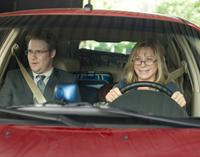 THE GUILT TRIP, from left: Seth Rogen, Barbra Streisand, 2012. ph: Sam Emerson/©Paramount Pictures