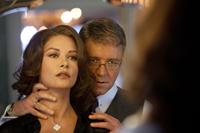 BROKEN CITY, from left: Catherine Zeta-Jones, Russell Crowe, 2013. ph: Alan Markfield/TM & copyright ©20th Century Fox Film Corp. All rights reserved