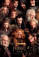 THE HOBBIT: AN UNEXPECTED JOURNEY, US poster art, clockwise, from top left: Peter Hambleton, Aidan Turner, James Nesbitt, William Kircher, Graham McTavish, Martin Freeman, Jed Brophy, Stephen Hunter, Mark Hadlow, Dean O'Gorman, John Callen, Adam Brown, Ric