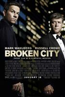 BROKEN CITY, US poster art, from left: Mark Wahlberg, Russell Crowe, 2013. TM & copyright ©20th Century Fox Film Corp. ALl rights reserved