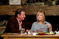 THE GUILT TRIP, from left: Brett Cullen, Barbra Streisand, 2012. ph: Sam Emerson/©Paramount Pictures