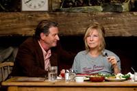 THE GUILT TRIP, from left: Brett Cullen, Barbra Streisand, 2012. ph: Sam Emerson/©Paramount Pictures