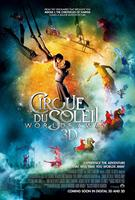 CIRQUE DU SOLEIL: WORLDS AWAY, US poster art, 2012. ©Paramount Pictures