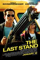 THE LAST STAND, advance US poster art, from left: Arnold Schwarzenegger, Johnny Knoxville, 2013. ©Lionsgate