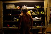 TEXAS CHAINSAW 3D, Dan Yeager as Leatherface, 2013. ph: Justin Lubin/©Lionsgate