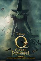 OZ: THE GREAT AND POWERFUL, advance US poster art, 2013. ©Walt Disney Pictures