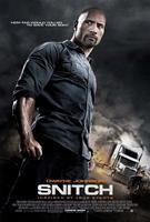 SNITCH, Dwayne Johnson on US poster art, 2013, ©Summit