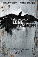 THE LONE RANGER, advance US poster art, 2013, ©Walt Disney Pictures