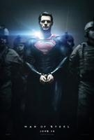 Man of Steel One Sheet