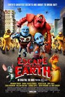 Escape From Planet Earth One Sheet