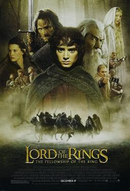 Lord of the Rings: The Fellowship of the Ring - Presented at the Great Digital Film Festival 2011