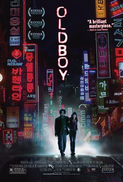 Oldboy - Presented at The Great Digital Film Festival