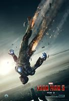 IRON MAN 3, US advance poster art, Robert Downey Jr. as Iron Man, 2013. ©Walt Disney Pictures
