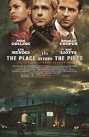 THE PLACE BEYOND THE PINES, US poster art, from left: Eva Mendes, Ryan Gosling, Bradley Cooper, 2012. ©Focus Features