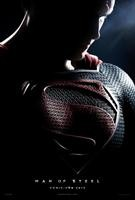 Man of Steel Teaser One Sheet