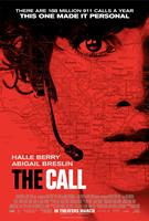 THE CALL, US poster art, Halle Berry, 2013. ©TriStar Pictures