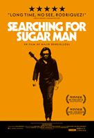SEARCHING FOR SUGAR MAN, Danish poster art, Sixto Diaz Rodriguez, 2011./©Sony Pictures Classics