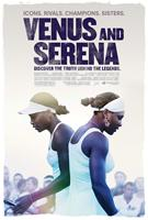 VENUS AND SERENA, US poster art, Venus Williams, Serena Williams, 2012. ©Magnolia Pictures
