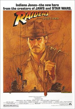 Raiders Of The Lost Ark - Presented at The Great Digital Film Festival