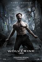 THE WOLVERINE, US advance poster art, Hugh Jackman, 2013. TM and copyright ©Twentieth Century Fox Film Corporation. All rights reserved.