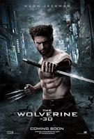THE WOLVERINE, International advance poster art, Hugh Jackman, 2013. TM and copyright ©Twentieth Century Fox Film Corporation. All rights reserved.