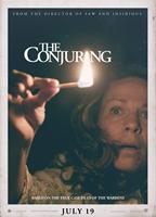 THE CONJURING, Lili Taylor on US advance poster, 2013, ©Warner Bros. Pictures