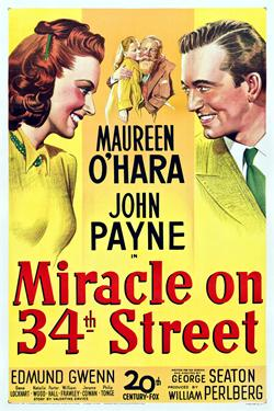 Miracle On 34th Street - A Classic Film Series Presentation