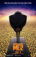 DESPICABLE ME 2, Advance poster art, 2013. ©Universal Studios