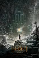 THE HOBBIT: THE DESOLATION OF SMAUG, US advance poster art, 2013./©Warner Bros. Pictures