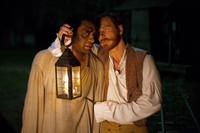 12 YEARS A SLAVE, from left: Chiwetel Ejiofor, Michael Fassbender, 2013. ph: Francois Duhamel/TM and copyright ©Fox Searchlight Pictures. All rights reserved.