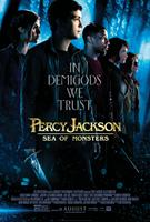 PERCY JACKSON: SEA OF MONSTERS, US poster art, from left: Alexandra Daddario, Logan Lerman, Brandon T. Jackson, Leven Rambin, Douglas Smith, 2013. TM & copyright ©20th Century Fox Film Corp. All rights reserved