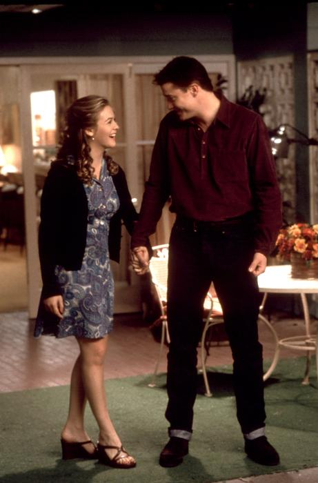 BLAST FROM THE PAST, Alicia Silverstone, Brendan Fraser, 1999