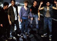 OUTSIDERS, THE, Emilio Estevez, Rob Lowe, C. Thomas Howell, Patrick Swayze, Tom Cruise, 1983