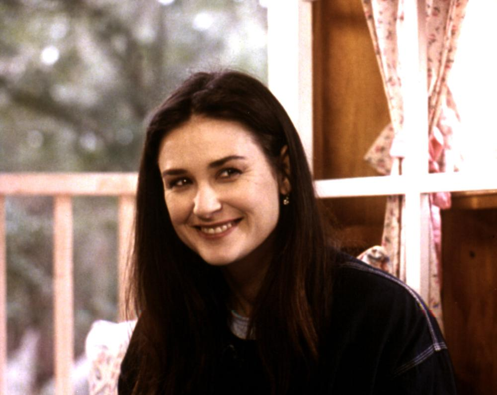 NOW AND THEN, Demi Moore, 1995