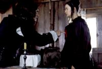 THE SCARLET LETTER, Robert Duvall, Demi Moore, 1995, © Buena Vista