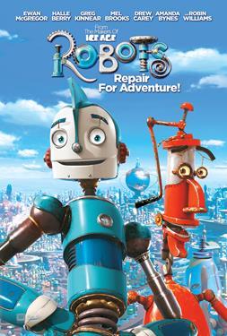 Robots - A Family Favourites Presentation