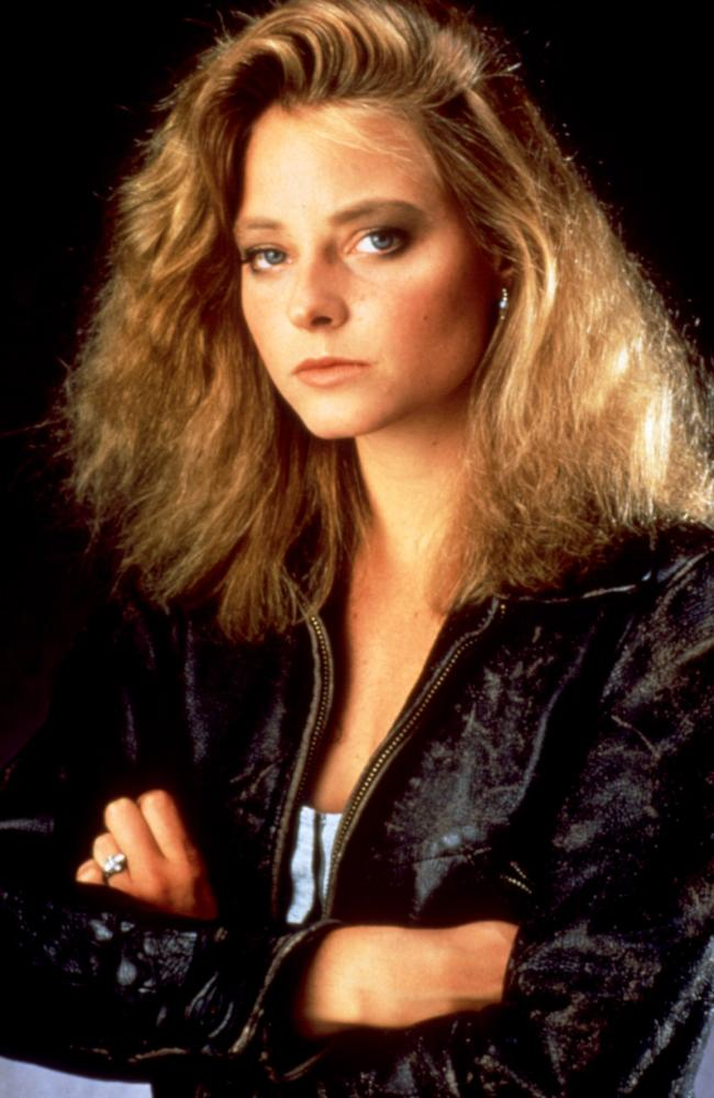 video jodie foster the accused
