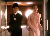 THE AVENGERS, Ralph Fiennes, Uma Thurman, 1998, (c) Warner Brothers