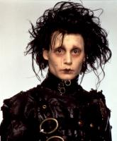 EDWARD SCISSORHANDS, Johnny Depp, 1990, TM and Copyright © 20th Century Fox Film Corp. All rights reserved..