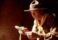 INDIANA JONES AND THE LAST CRUSADE, River Phoenix, 1989