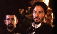 MUCH ADO ABOUT NOTHING, Keanu Reeves (right), 1993, beard