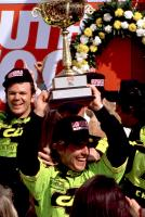 DAYS OF THUNDER, John C. Reilly, Tom Cruise, 1990