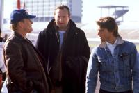 DAYS OF THUNDER, Robert Duvall, Randy Quaid, Tom Cruise, 1990