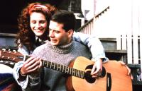 DYING YOUNG, Julia Roberts, Campbell Scott, 1991, guitar. TM and Copyright © 20th Century Fox Film Corp. All rights reserved..