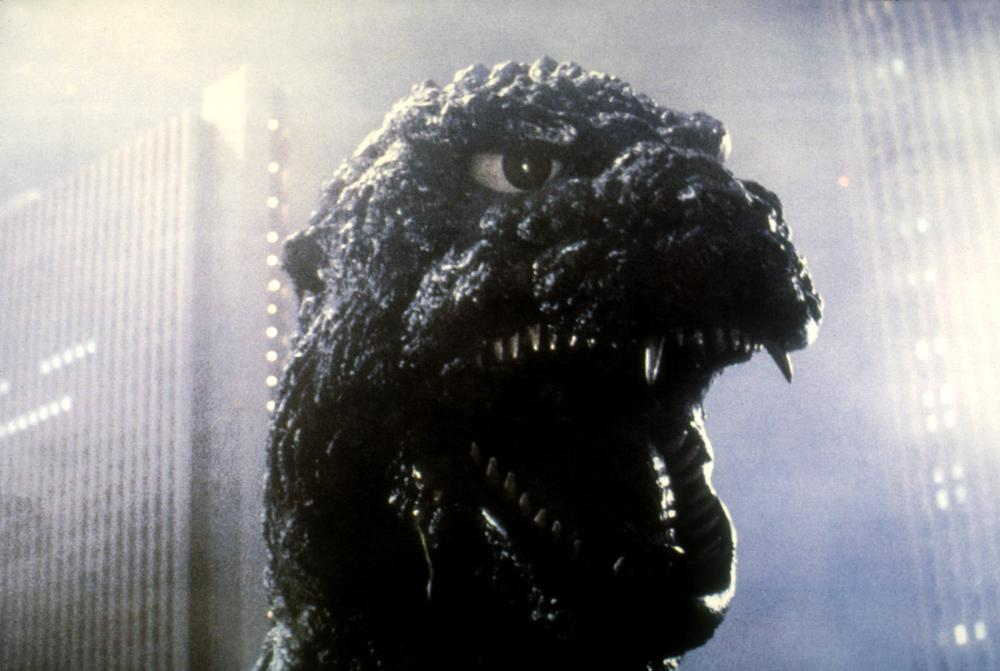 The gallery for --> The Return Of Godzilla Dvd