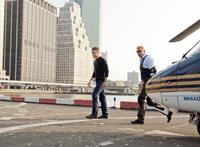 JACK RYAN: SHADOW RECRUIT, (aka JACK RYAN: SHADOW ONE), l-r: Chris Pine, Kevin Costner, 2013, ©Paramount Pictures