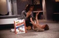 BABY BOOM, Diane Keaton, Kristina/Michelle Kennedy, 1987, diapering baby